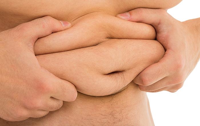 מתיחת בטן לגברים